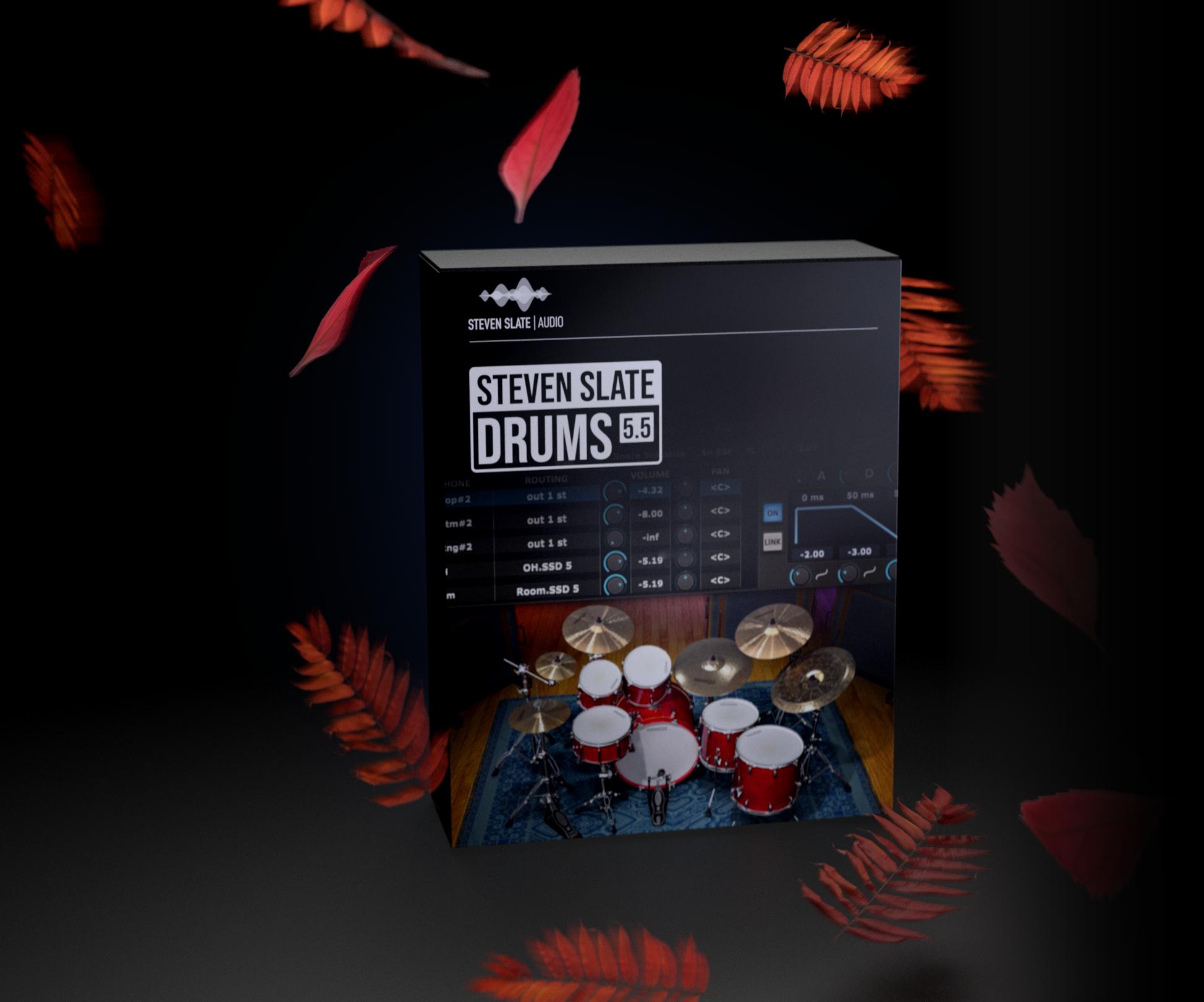 Steven Slate Drums Black Friday Sale